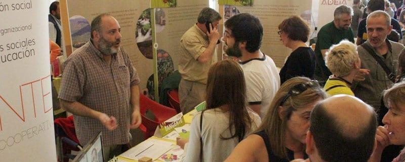 Tangente en la Feria de la Economía Solidaria