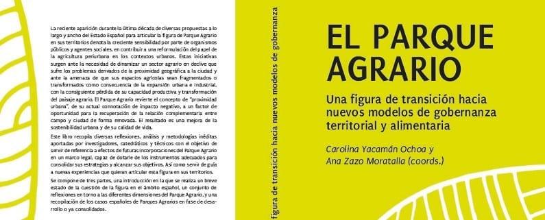 libro El Parque Agrario